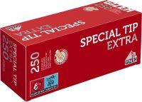 Gizeh Special Tip Extra rot Zigarettenhülsen (4 x 250 Stück)
