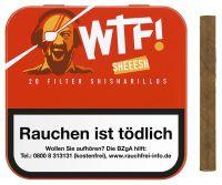 WTF! Zigarillos Shisharillo SHEEESH (Schachtel á 20 Stück)