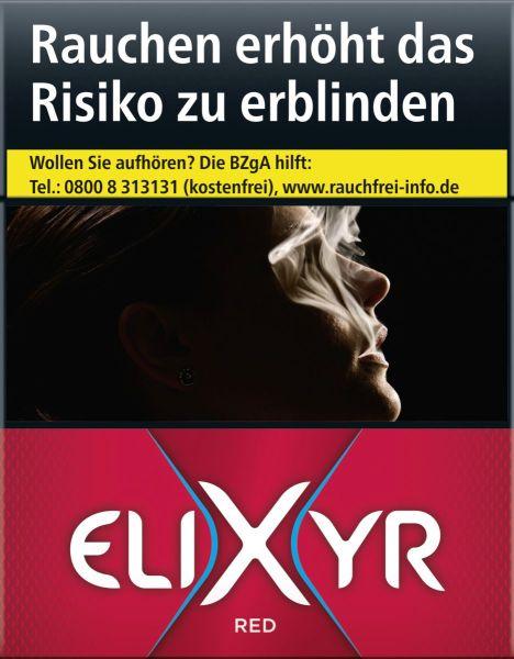 Elixyr Zigaretten Red Cigarettes (XL) (8x22er)