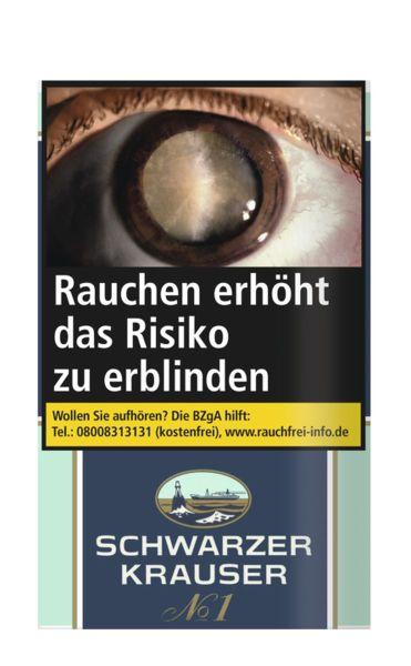 Schwarzer Krauser Zigarettentabak No. 1 (10x30 gr.) 7,00 € | 70,00 €