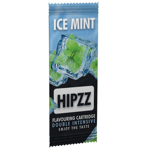 Hipzz Aroma Card Ice Mint Double Intensive (20 x 1 Stück)