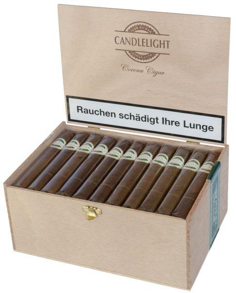 Candlelight Zigarren Corona Brasil (Packung á 50 Stück)