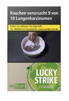 Lucky Strike Zigaretten Change Green (10x20er)