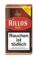 Villiger Zigarillos Rillos Red (Schachtel á 5 Stück)