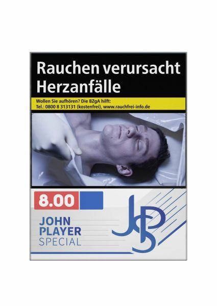 JPS Zigaretten Blue Stream XXL-Box (8x25er)