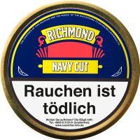 Diverse Pfeifentabak Richmond Navy Cut (Flake) (Dose á 50 gr.)