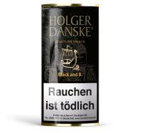 Holger Danske Pfeifentabak Black and B. (Pouch á 40 gr.)
