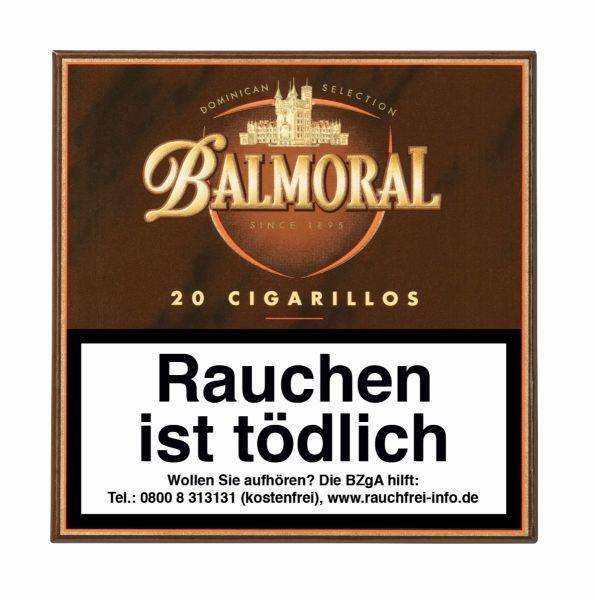 Agio Zigarillos Balmoral BDS Cigarillo (Schachtel á 20 Stück)