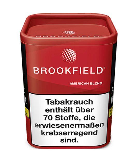 Brookfield Zigarettentabak American Blend (Dose á 120 gr.)