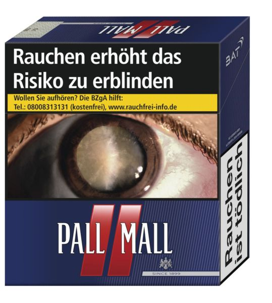 Pall Mall Zigaretten Red (Giga) (8x34er)