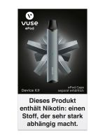Vuse ePod Device Kit Anthrazit (1 Stück)