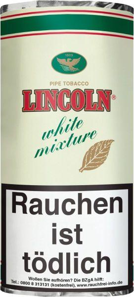 Lincoln Pfeifentabak White Mixture (Pouch á 50 gr.)