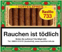 Hasillo Zigarillos #733 Brasil Fehlfarben (Schachtel á 50 Stück)