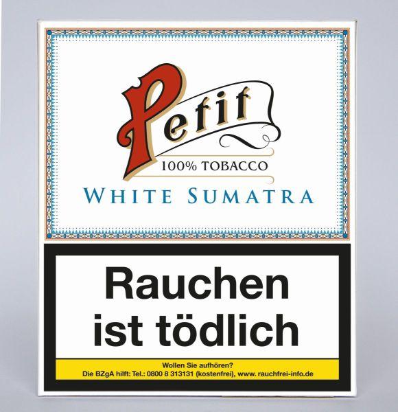 Nobel Petit Zigarillos White Sumatra (Schachtel á 20 Stück)