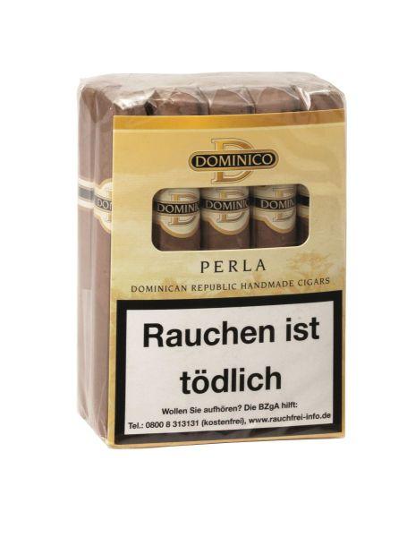 Villiger Zigarren Dominico Perla (Schachtel á 10 Stück)