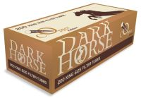 Dark Horse Copper Edition Zigarettenhülsen Filterlänge 15mm (5 x 200 Stück)