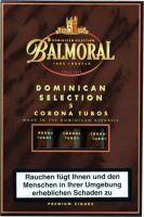 Balmoral Zigarren BDS Corona Tubo (Packung á 5 Stück)