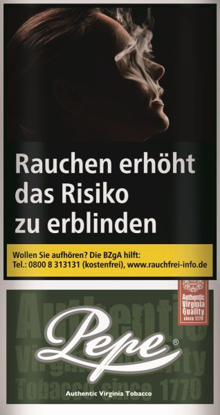 Pepe Zigarettentabak Dark Green (5x30 gr.) 4,80 € | 24,00 €