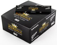 Korona Golden Crown Zigarettenpapier KS Slim (50 x 32 Stück)