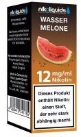 NikoLiquids Wassermelone 12mg Nikotin/ml 1028-12-10-01 (10 ml)