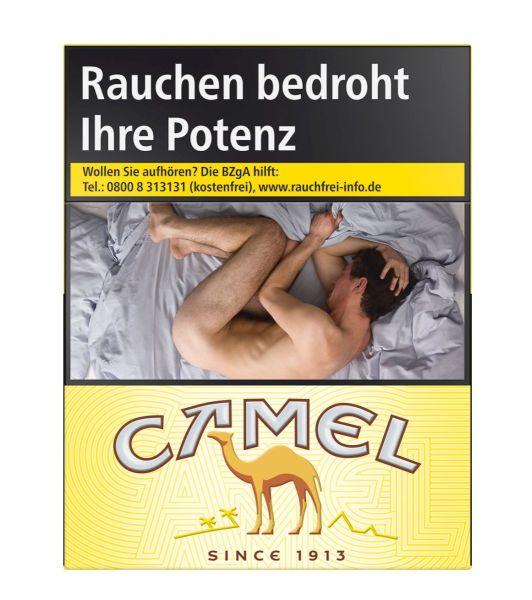 Camel Yellow XXXXL-Box