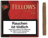 Fellows Zigarillos Red (Schachtel á 20 Stück)