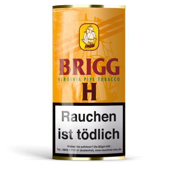 Brigg Pfeifentabak Planta H (Pouch á 40 gr.)