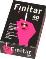 Finitar Zigarettenfilter 8mm (40 Stück)