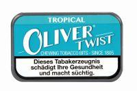 Oliver Twist Kautabak Tropical (6 x 1 Stk.)