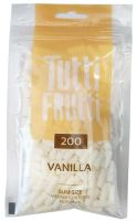 Tutti Frutti Vanilla Slim Size n Filter (20 x 200 Stück)