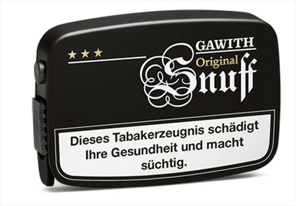 Gawith Schnupftabak Original Snuff (10 x 10 gr.)