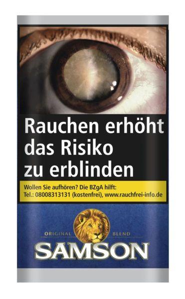 Samson Zigarettentabak Original Blend (6x30 gr.) 7,40 € | 44,40 €