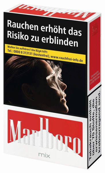 Marlboro Zigaretten Automat Automatenp. Mix (20x20er)