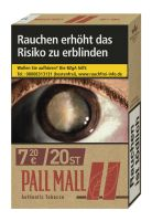 Pall Mall Zigaretten Authentic Red (10x20er)