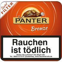 Panter Zigarillos Swirl Bronze Filter (Packung á 20 Stück)