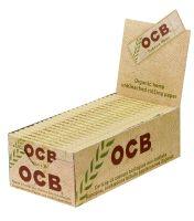 OCB Organic Hemp Papier (50 x 50 Stück)