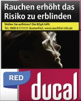Ducal Zigaretten Red Cigarettes (XXL) (8x27er)