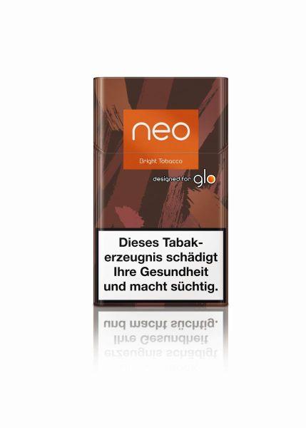 neo Zigaretten Tobacco Bright 7g (10x20er)