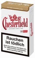 Chesterfield Zigarillos Red King Size Filter Cigarillos (10x17 Stück) 2,50 € | 25,00 €