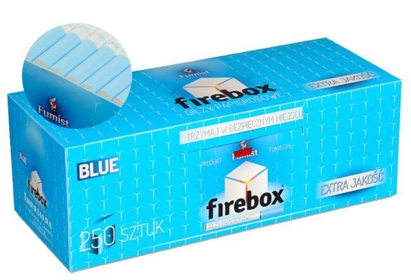 Firebox Blue Hülsen (250 Stück)