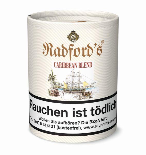 Radford Pfeifentabak 's Caribbean Blend (Dose á 200 gr.)