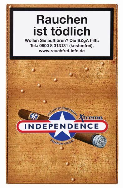 Independence Zigarren Xtreme Tubes (20x1 ) 2,40 €   48,00 €