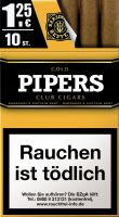 Pipers Zigarillos Little Cigars Vanilla / Gold (Schachtel á 10 Stück)