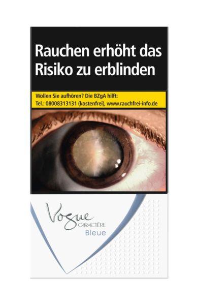 Vogue Zigaretten Caractere Bleue (10x20er)