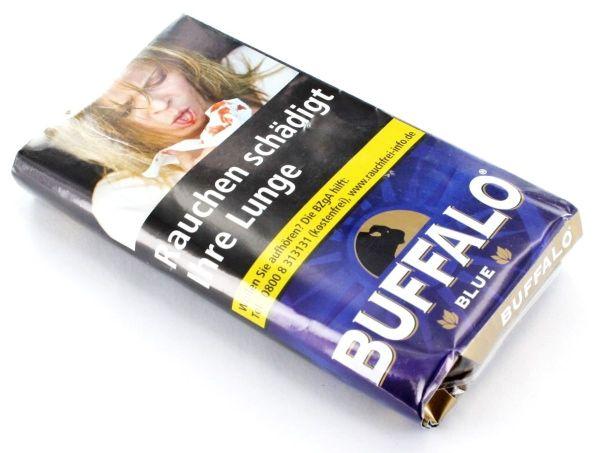 Buffalo Zigarettentabak Blue (10x40 gr.) 4,80 €   48,00 €