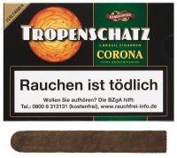 Tropenschatz Zigarren F 824 Brasil Fehlfarben (Schachtel á 5 Stück)