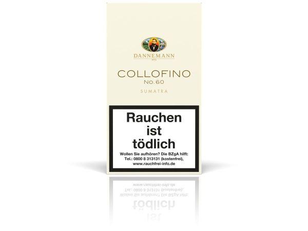 Dannemann Zigarren Collofino 60 Sumatra (Schachtel á 5 Stück)
