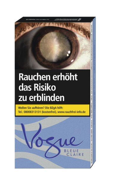 Vogue Zigaretten Bleue Claire (Super Slims) (10x20er)