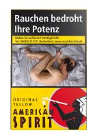 American Spirit Zigaretten Yellow Big Pack (8x23er)