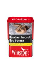 Winston Volume Red Tin-M